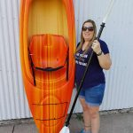 Visit Bluff Country - The Best of Bluff Country Contest Winner - Kara Noren won a Kayak