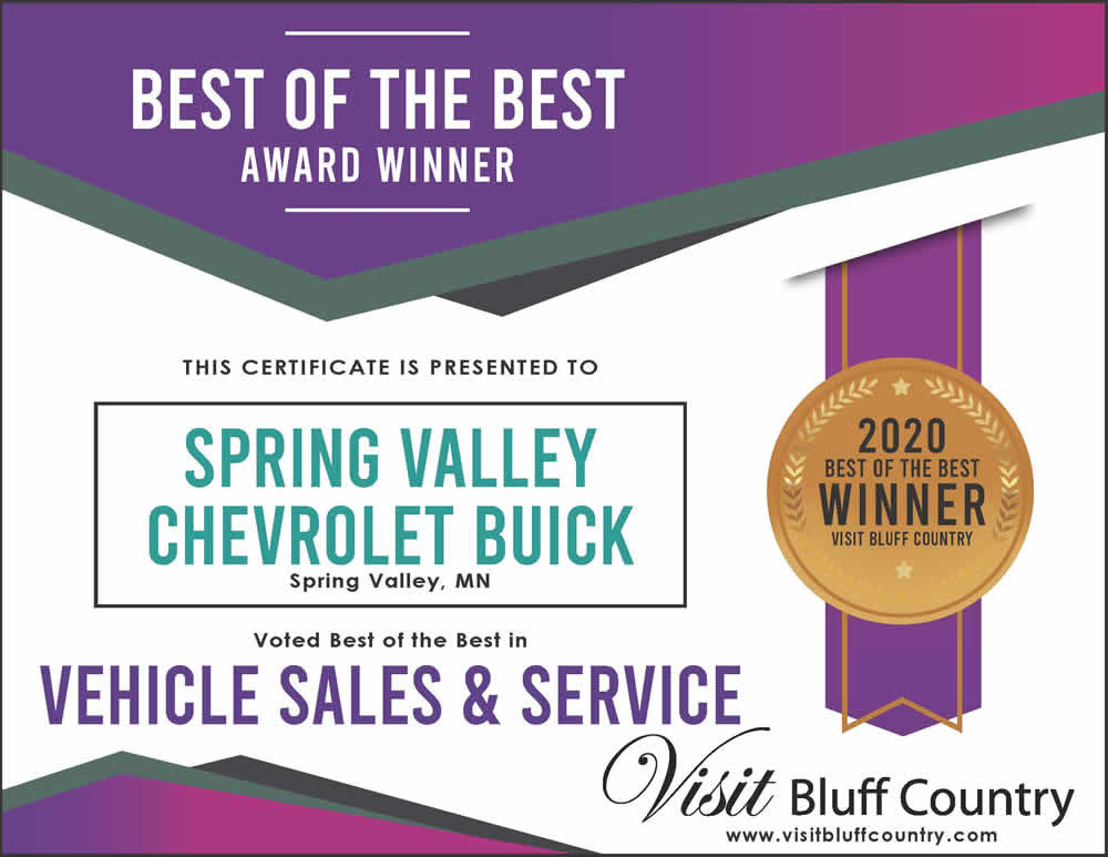 Visit Bluff Country - The Best of the Best