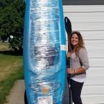 Visit Bluff Country Kayak Winner